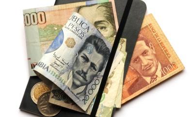 Peso colombiano Colombian Kolumbijski pezo     kolumbijskie   Colombia currency Kolombiya pesosu     money pesos