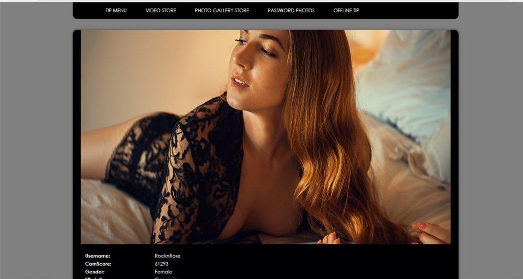 Create a good webcam profile