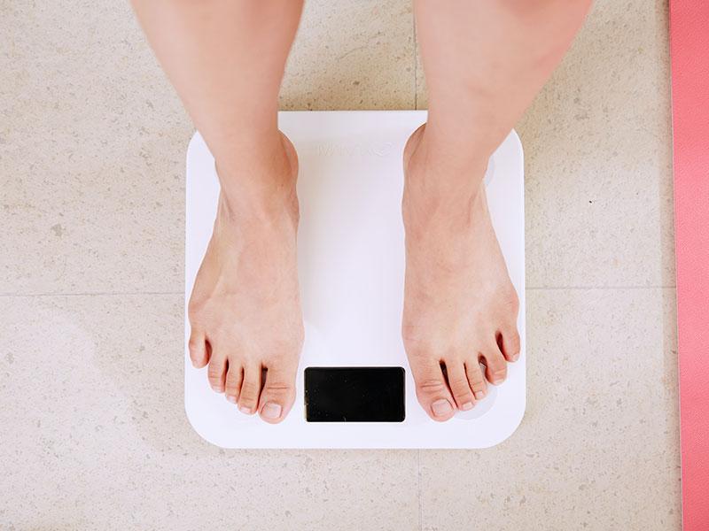 Baja de peso en cuarentena