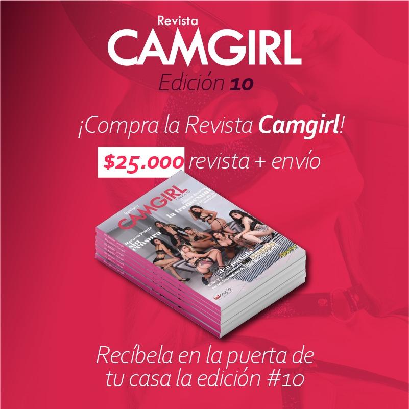 Revista Camgirl