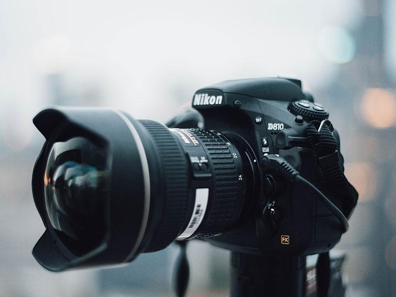 Convertir tu Nikon en cámara web