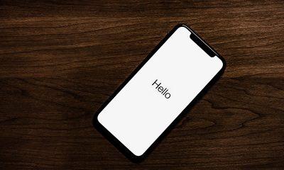 limpiar tu iPhone