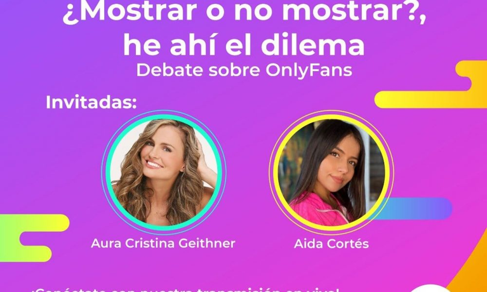 Cristina Geithner y Aida Cortés