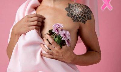 Previene el cáncer de mama Detecta los síntomas a tiempo